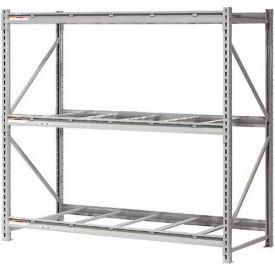 "Extra High Capacity Bulk Rack Without Decking 60""W x 24""D x 96""H Starter"