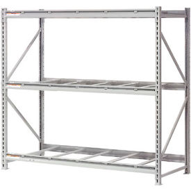 "Extra High Capacity Bulk Rack Without Decking 72""W x 24""D x 96""H Starter"