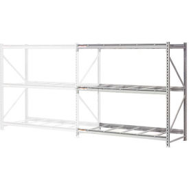 """Extra High Capacity Bulk Rack Without Decking 72""""W x 48""""D x 96""""H Add-On"""