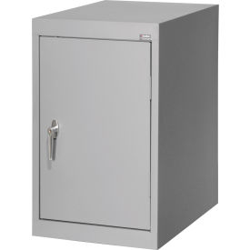 Sandusky Elite Series Desk Height Storage Cabinet EA11182430 - 18x24x30, Gray