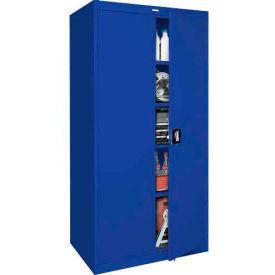 Sandusky Elite Series Storage Cabinet EA4R361872 - 36x18x72, Blue