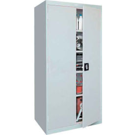 Sandusky Elite Series Storage Cabinet EA4R361872 - 36x18x72, Gray