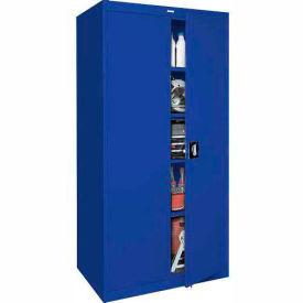 Sandusky Elite Series Storage Cabinet EA4R362472 - 36x24x72, Blue