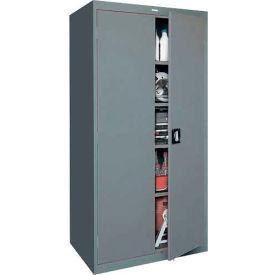 Sandusky Elite Series Storage Cabinet EA4R362478 - 36x24x78, Charcoal