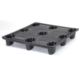 Thermoformed Plastic Pallet 1275 Lbs