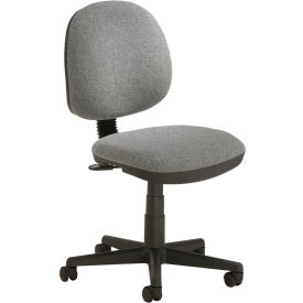 Extra Comfort Task Chair - Gray