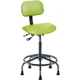 Operator Chair Pneumatic Height Adjustment