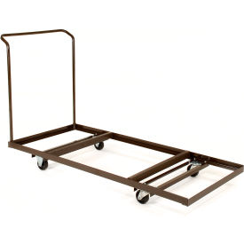 Table Cart For Rectangular Folding Tables Holds 12