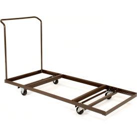 Table Truck For Rectangular Folding Tables Holds 12
