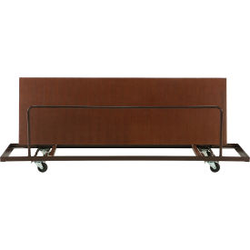 """Table Cart For Rectangular Folding Tables Holds 10 - up to 96"""""""