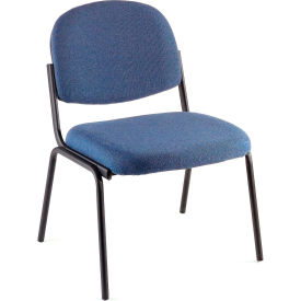 Pinehurst Blue Contoured Stack Chair