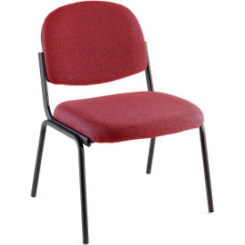 Pinehurst Burgundy Contoured Stack Chair