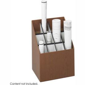 Safco Blueprint Storage Roll Files - 12 Tube Model