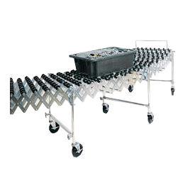 NestaFlex® 22618012-P Flexible Conveyor Polymer Skate Wheel 226 Lb./Ft.