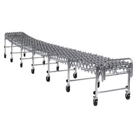 Nestaflex® 22618012-S Flexible Conveyor Steel Skate Wheel 226 Lb./Ft.