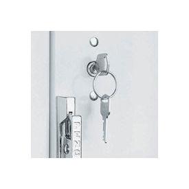 Lyon Built-In Cylinder Key Lock With 2 Keys NF7020