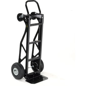 Harper™ PGDK1935P Ultra Lite Nylon 2-in-1 Convertible Hand Truck Pneumatic Wheels