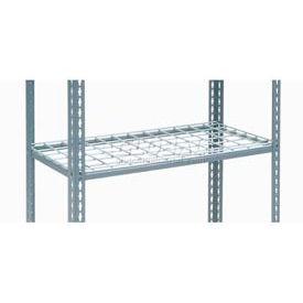 "Additional Shelf Level Boltless Wire Deck 48""W x 12""D"