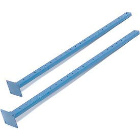 "48""H Uprights- Blue"