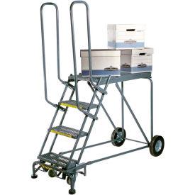 7 Step Climbing Stock Picking Ladder