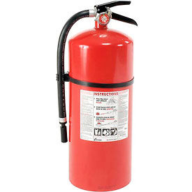 Fire extinguisher 20 lb