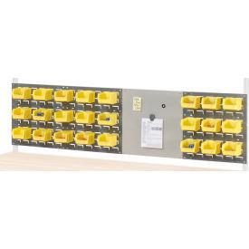 "Bin Panel Kit For 72""W Bench"