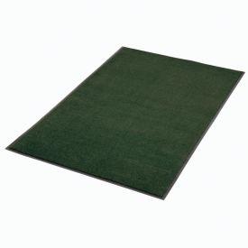 """Plush Super Absorbent Mat 48""""W X 72""""L Hunter Green"""