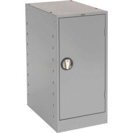 Narrow Locking Cabinet Pedestal
