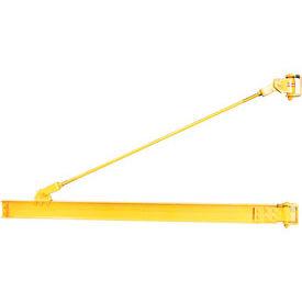 Abell-Howe® Top-Braced Wall Mounted Jib Crane WMC416 4,000 Lb. Capacity