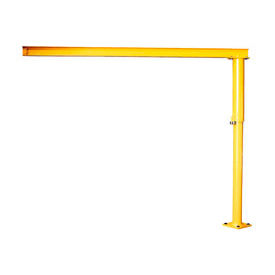Abell-Howe® Light Duty Floor Crane 4S0028 1000 Lb. Capacity