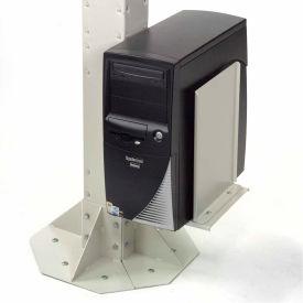 Computer CPU/UPS/Power Supply Holder - Beige