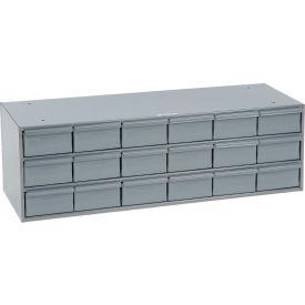 Durham Steel Storage Parts Drawer Cabinet 030-95 - 18 Drawers