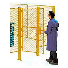 Husky Rack & Wire Machinery Wire Fence Partition Door Post