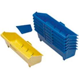 Lyon Tilt Bin Dividers NF3445BWYB-18 - Package Of 18