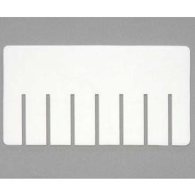Dandux Width Divider 50P0011053 for Dividable Stackable Box 50P0112060,50P0112070, 50P0112080 White