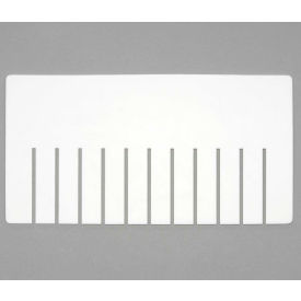 Dandux Width Divider 50P0018073 for Dividable Stackable Box 50P0114080, White