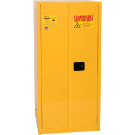 Eagle Flammable Cabinet with Manual Close Double Door 60 Gallon