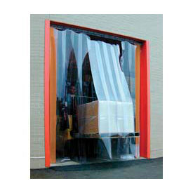 Standard Strip Door Curtain 6' W X 10' H
