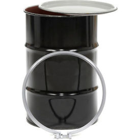 Skolnik CQ3005L 30 Gallon Open Head Carbon Steel Drum with Epoxy Phenolic Lining