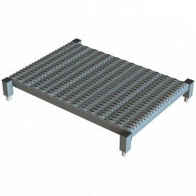 Ladders Work Platform 36 X 24 Inch Adjustable Height Steel Work