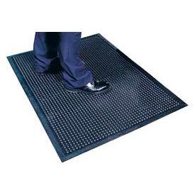 Cushion Step Mat Black 30x120