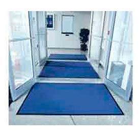 """Entryway Mat Lobbies Scraper 36"""" X 60"""" Blue"""