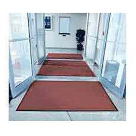 "Entryway Mat Inside Final Drying 48"" X 72"" Burgundy"
