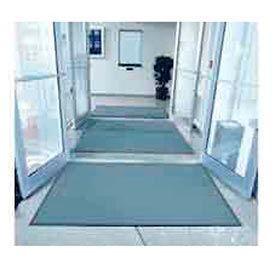"Entryway Mat Inside Final Drying 48"" X 72"" Gray"