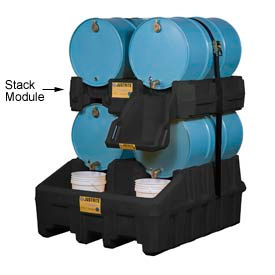 Justrite® 28669 Spill Containment Sump - Stack Module