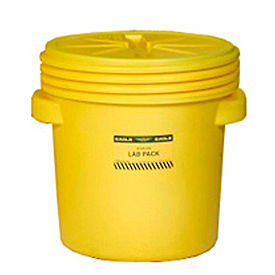 Eagle 1650 20 Gallon Lab Pack with Screw Top Lid