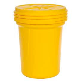 Eagle 1600SL 30 Gallon Lab Pack with Screw Top Lid