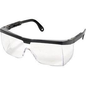 Spartan Spectacle Black/Clear, A200