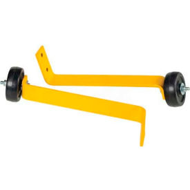 Bolt On Caster For Pedestrian Barrier - Pkg Qty 2