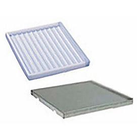 Additional 60 Gal Poly Tray & Shelf Assembly